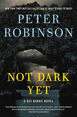 Book Cover: Not Dark Yet