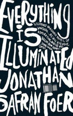 Book Cover: Everything is Illuminated