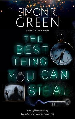 Book Cover: The Best Thing You Can Steal